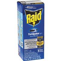Raid Fumigator Indoor Insect Fogger