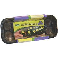 12 Pellet Windowsill Greenhouse Seed Starter Kit