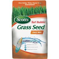 Scotts Turf Builder Fall Mix Grass Seed