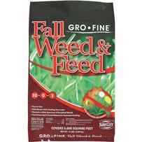 Gro-Fine Winterizer Fall Weed & Feed Fertilizer