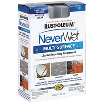 Rust-Oleum NeverWet Waterproofing Sealer Kit