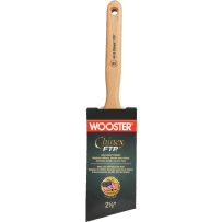 "Wooster 4410 2 1/2"" Chinex FTP Angle Sash Paint Brush"