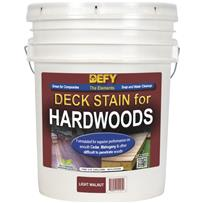 DEFY Semi-Transparent Deck Stain For Hardwoods