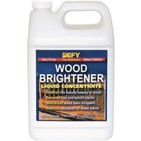 DEFY Wood Brightener