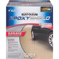 Rust-Oleum EPOXYSHIELD Burst Pouch Garage Floor Coating Kit