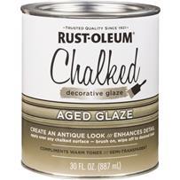 Rust-Oleum Chalked Decorative Glaze