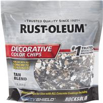 Rust-Oleum Color Chip Concrete Coating
