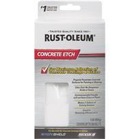 Rust-Oleum Concrete Etch