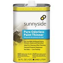 Sunnyside Odorless Paint Thinner