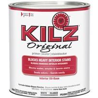 Kilz Original Interior Primer Sealer Stainblocker