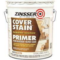 Zinsser Cover-Stain VOC High Hide Oil-Base Interior/Exterior Stain Blocker Primer