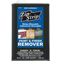 Zip Strip Industrial Strength Paint & Varnish Stripper