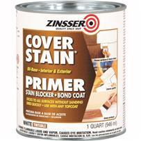 Zinsser Cover-Stain Oil-Base Interior/Exterior Sealer And Stain-Killer Primer