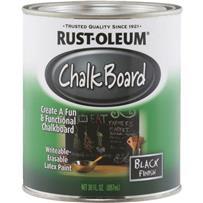 Rust-Oleum Chalk Board Finish