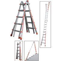 Little Giant Alta-One Type I Aluminum Telescoping Ladder