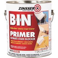 Zinsser B-I-N Ultimate Stain Blocker Interior & Spot Exterior Primer