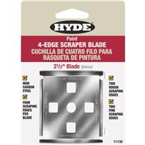 Hyde 4-Edge Replacement Scraper Blade
