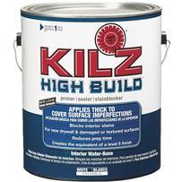 Kilz High Build Interior Primer Sealer Stainblocker