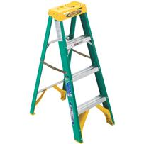 Werner Type II Fiberglass Step Ladder