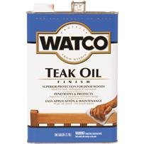 Watco VOC Teak Oil Finish