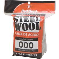 Red Devil 8-Pack Steel Wool