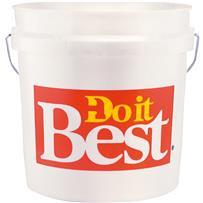 Do it Best 2 Gallon Plastic Pail
