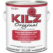 Kilz Original Low VOC Interior Primer Sealer Stainblocker
