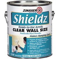 Zinsser Shieldz Clear Acrylic Wallpaper Primer