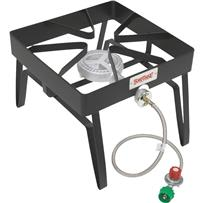 Bayou Classic Single Burner Patio Stove Outdoor Cooker