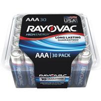Rayovac High Energy AAA Alkaline Battery