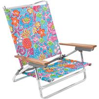 Rio Brands Beach Designer Beach Chair