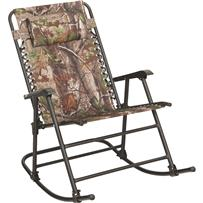 RealTree Folding Rocking Chair