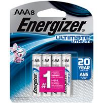 Energizer AAA Ultimate Lithium Battery