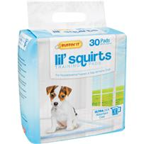 Ruffin' it Lil' Squirts Puppy Training Pads