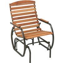 Jack Post Country Garden Hi-Back Glider Chair