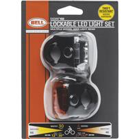 Bell Sports Radian LED Bicycle Light Set