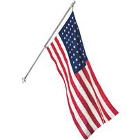 Valley Forge American Flag 6 Ft. Pole Kit
