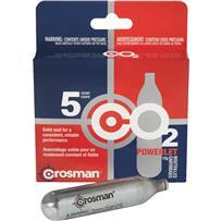 Crosman CO2 Powerlet Cartridge