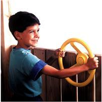 Swing N Slide Playground Steering Wheel