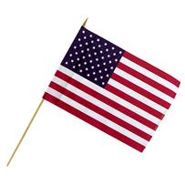Valley Forge Stick American Flag