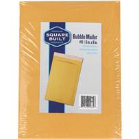Square Built Bubble Mailer