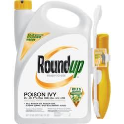 Roundup Poison Ivy/Brush Killer w/Wand RTU 5203910