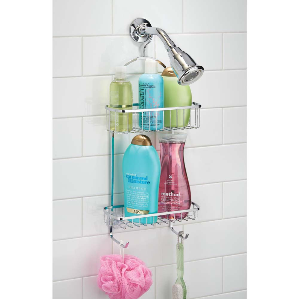 Interdesign 58880 Gia Shower Caddy 689851938849 | eBay