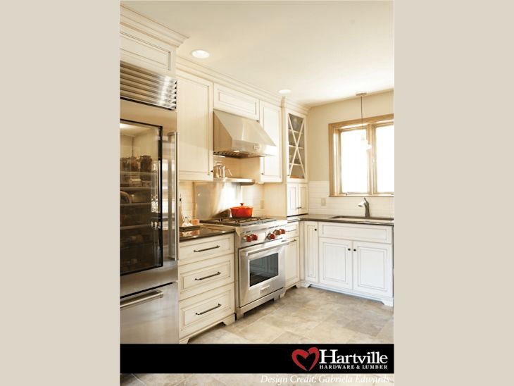 Historic Kitchen Remodel in Canton, Ohio | Hartville ...