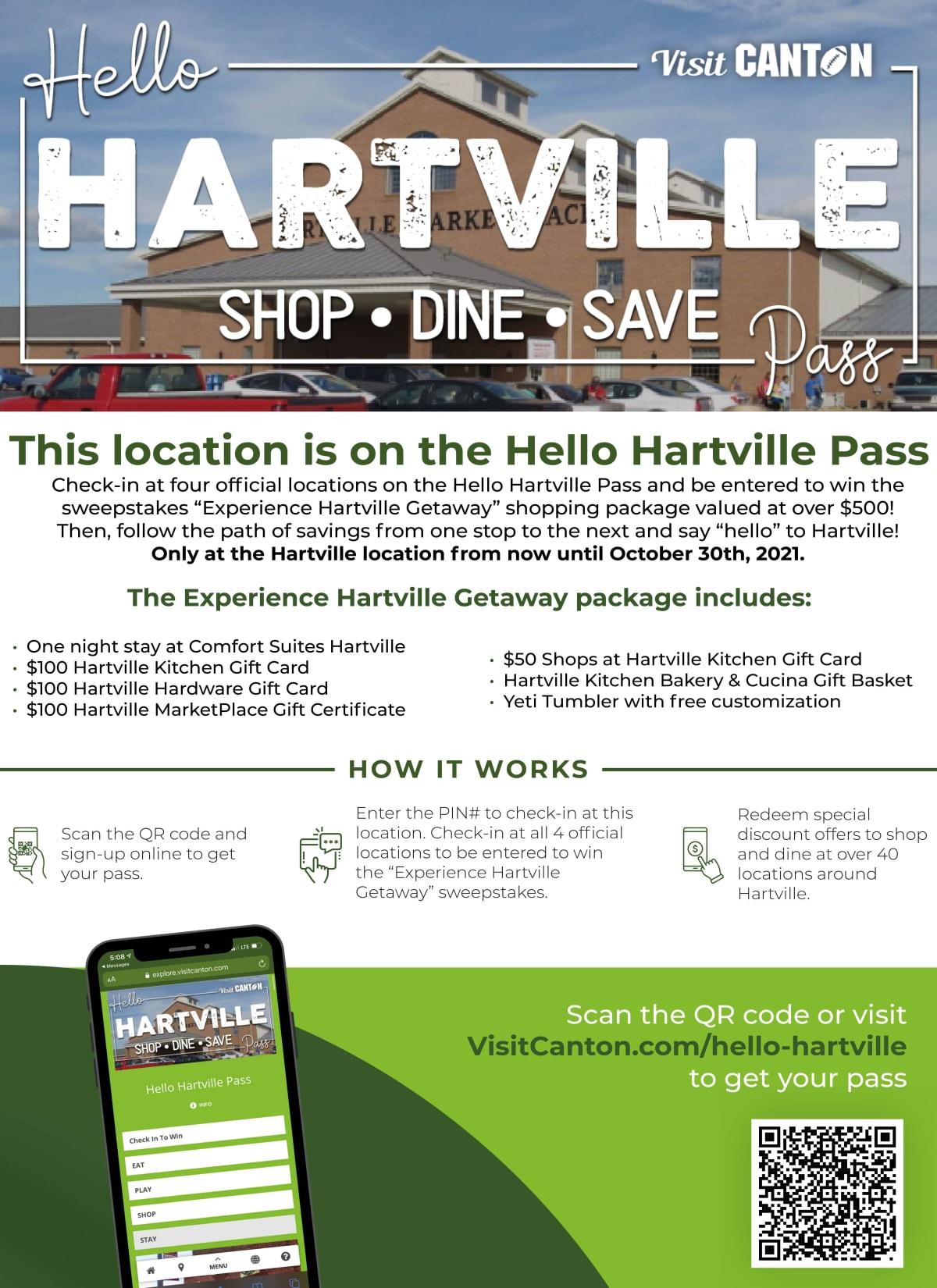 Hello Hartville Pass