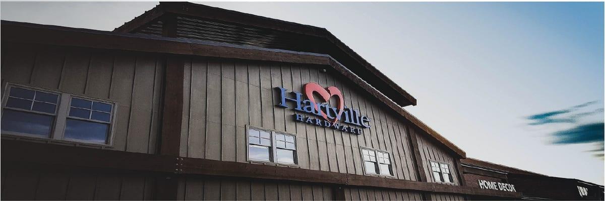 Hardware storefront
