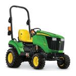 JOHN DEERE  1023E Sub-Compact Utility Tractor