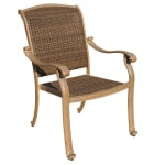 DWL GARDEN FURNITURE CH-020 T/A CORNWALL DINING CHAIR