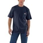 CARHARTT K87-981 3XL TALL SHORT SLEEVE POCKET T