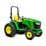 JOHN DEERE  3033R Compact Utility Tractor